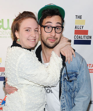 Lena Dunham Shows Off a Stunning New Ring from Boyfriend Jack Antonoff