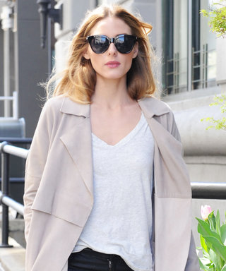 Olivia Palermo Shows Us How to Rock a $13 T-Shirt