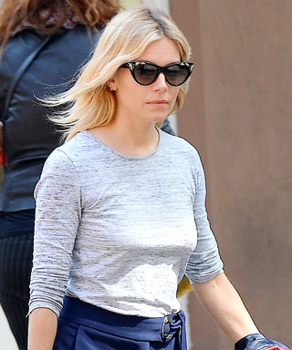 Sienna Miller Steps Out in the Perfect Spring Ensemble in N.Y.C.