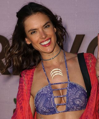 Looks LikeAlessandra Ambrosio Likes Kylie Jenner's Lip Kits Just as Much as You