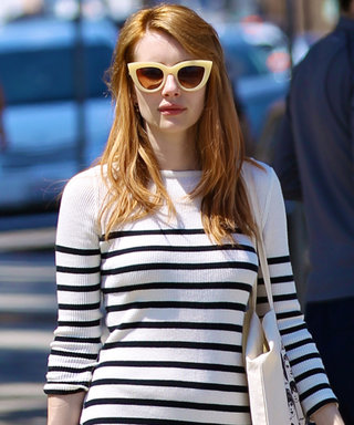 7 Stars Give Us More of a Reason to Love Nautical Stripes