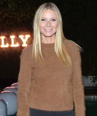 Gwyneth Paltrow Demos How to Rock a Sweater While Celebrating Bally's New Beverly Hills Store
