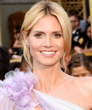 Heidi Klum Is Throwing it Back with this Risqué Nude Photo