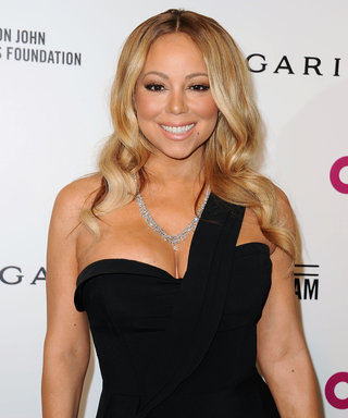 """Watch Mariah Carey Honor Prince in an Emotional Performance of """"One Sweet Day"""" in Paris"""