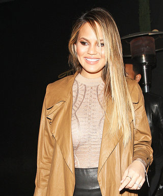 Chrissy Teigen Looks Smoking Hot on First Date Night Out Since Giving Birth