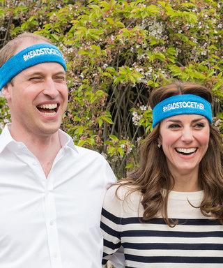 See Kate Middleton Sport a Headband to Support London Marathon Charity Campaign