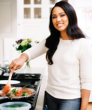 Ayesha Curry on Her New Food Network Show and What She's Making Steph After the NBA Playoffs