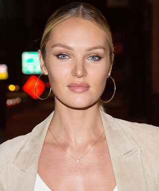 Candice Swanepoel Shows Off Her Growing Baby Bump in Latest 'Gram