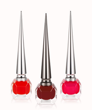 Christian Louboutin is Expanding His Red Nail Polish Range