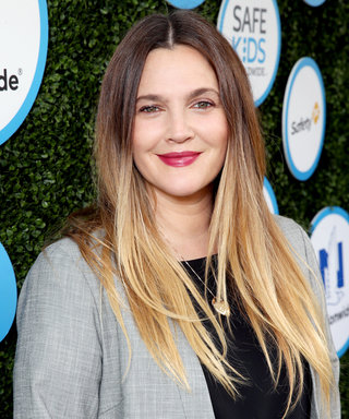 Drew Barrymore Dishes on Daughter Olive's (Very Messy) Obsession with Lipstick