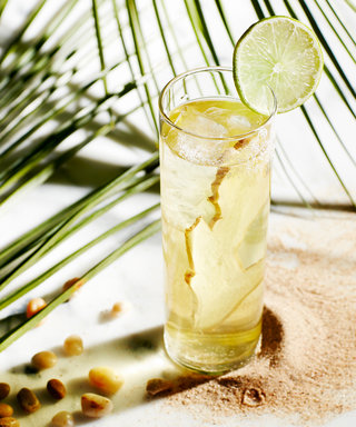 This Ginger Cocktail Is the Perfect Warm Weather Refreshment