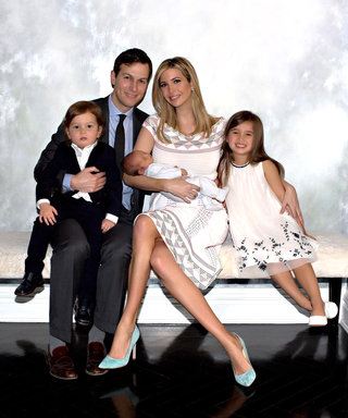 Ivanka Trump Shares Her First Official Photo as a Family of Five