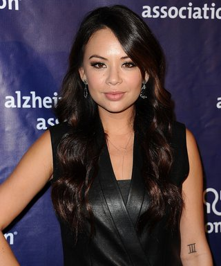 Janel Parrish's Workout Is Seriously Intense