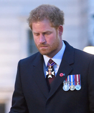 Prince Harry Looks Dapper as He Honors Fallen Veterans During Anzac Day Memorial Service