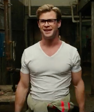 Chris Hemsworth Will Make You Swoon in New Ghostbusters Teaser