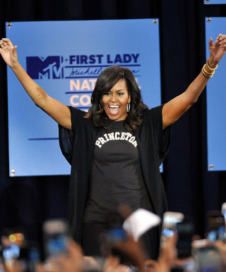 Michelle Obama Gives Powerful Speech at Annual College Signing Day