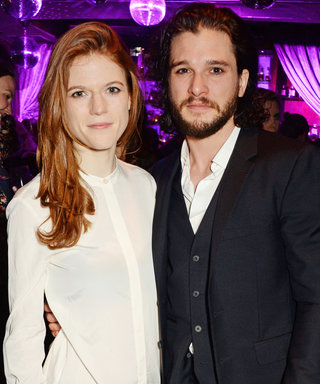 Real-Life Game of Thrones Couple Kit Harington and Rose Leslie Have Romantic Date Night in London