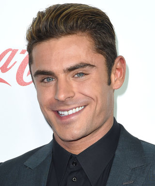 Zac Efron's Newest Gig Is One We've Never Seen Him in Before
