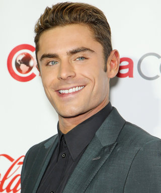 Zac Efron's Latest Workout Pic Will Make Your Tuesday