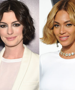 Anne Hathaway Gets in Formation, Bows Down to Beyoncé on Instagram
