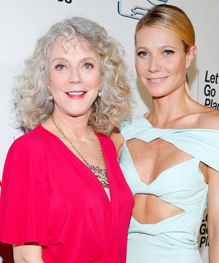 Blythe Danner Explains Why Daughter Gwyneth Paltrow's Children Are Bound to Join the Family Business