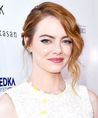 You Have to See What Emma Stone Looks Like as a Brunette