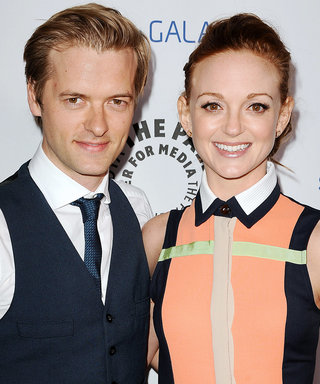 Glee's Jayma Mays Is Pregnant with Her First Child