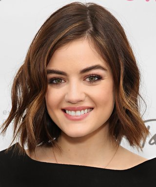 You Needto See Lucy Hale's Beauty Look in the New Foy Vance Video