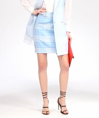 Watch 3 Ways to Style an A-Line Mini Skirt