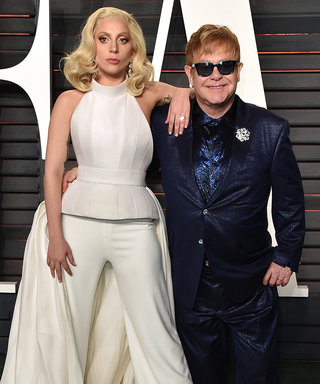 Lady Gaga and Sir Elton John Are Debuting a Charitable Clothing Line for Macy's