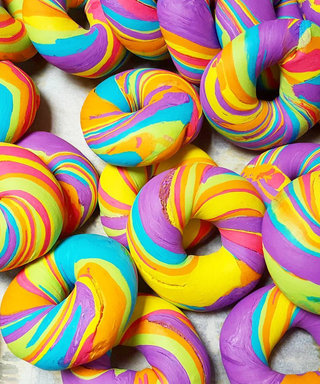 Rainbow Food Is Everywhere, and Your Favorite Comfort Food Has Not Been Spared