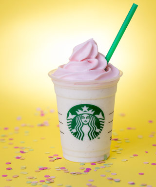 This Festive Pink Starbucks Frappuccino Is Back for Just 5 Days