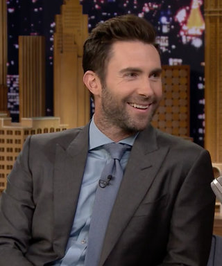Find Out What Secondhand Cravings Adam Levine Gets from Pregnant Wife Behati Prinsloo