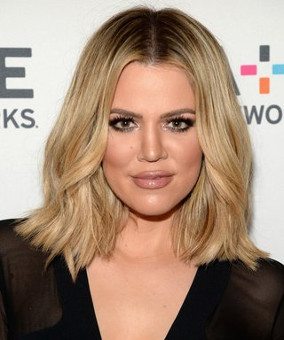 Your Foolproof Guide to Getting Khloe Kardashian's Slicked-Back Hair