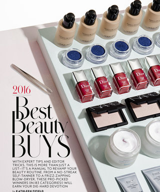 Revamp Your Routine with Our 2016 Best Beauty Buys