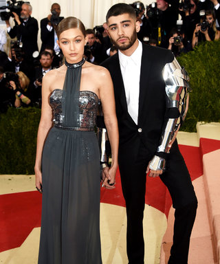 Gigi Hadid and Zayn Malik Make Their Red Carpet Debut at the 2016 Met Gala While on Double Date Night