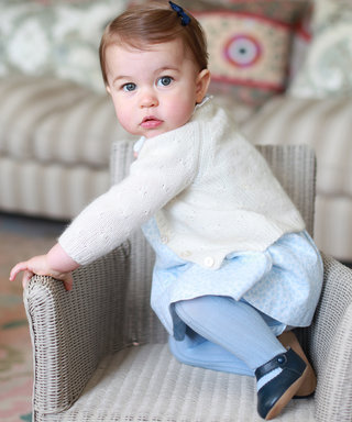 """Kate Middleton Reveals That Princess Charlotte Is """"Cute but Feisty"""""""