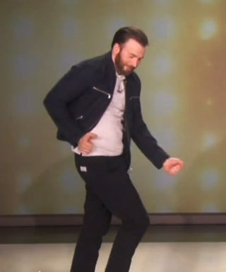 "Chris Evans Slays the ""Single Ladies"" Choreography in a Dance Battle with Elizabeth Olsen"