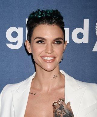 Ruby Rose Takes Her Hair Cues From Justin Bieber...Sort of