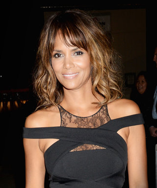 Halle Berry Gives a Super-Sexy First Look at Her New Lingerie Collection