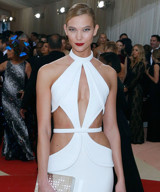 Karlie Kloss Used Scissors to Transform Her Met Gala Gown into an After-Party Mini