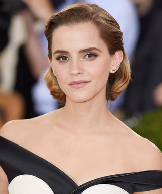 You'd Never Know Emma Watson's Gorgeous Met Gala Look Was Actually Made of Garbage