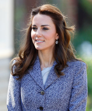 Kate Middleton Turns to Her Michael Kors Coat Once More for Medieval-Themed Playground Opening