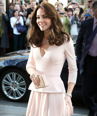 Kate Middleton Wears Second Recycled Look of the Day for Event at National Portrait Gallery
