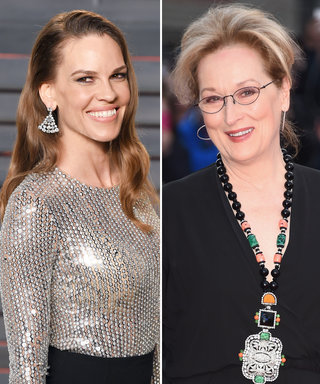Hilary Swank Proves Meryl Streep Is Ageless with Epic Throwback