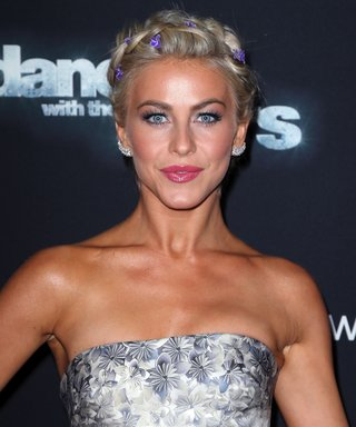 Julianne Hough's Weird Trick for Creating Custom Lipstick Shades