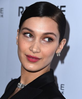 Bella Hadid's Disney Mani Got the Snapchat Treatment