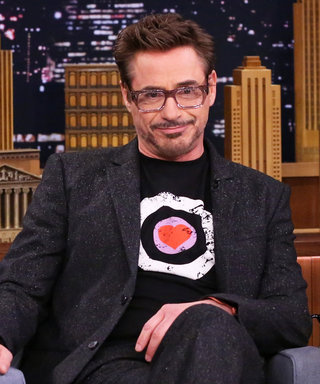 Robert Downey Jr. Gives Jimmy Fallon Acting Lessons