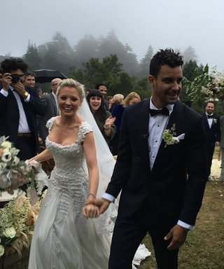Empire Star Kaitlin Doubleday Ties The Knot