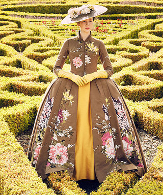 Outlander Season 2 Episode 5: A Closer Look at Claire's Epic Versailles Outfit